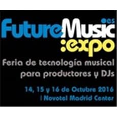 Yamaha estará en FutureMusic.expo 2016