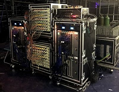 Mixing the KKBOX Music Awards with RIVAGE PM10 Systems