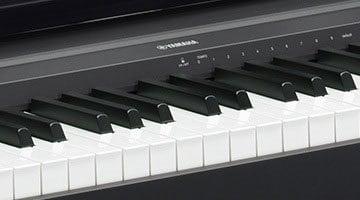 yamaha digital piano p45b