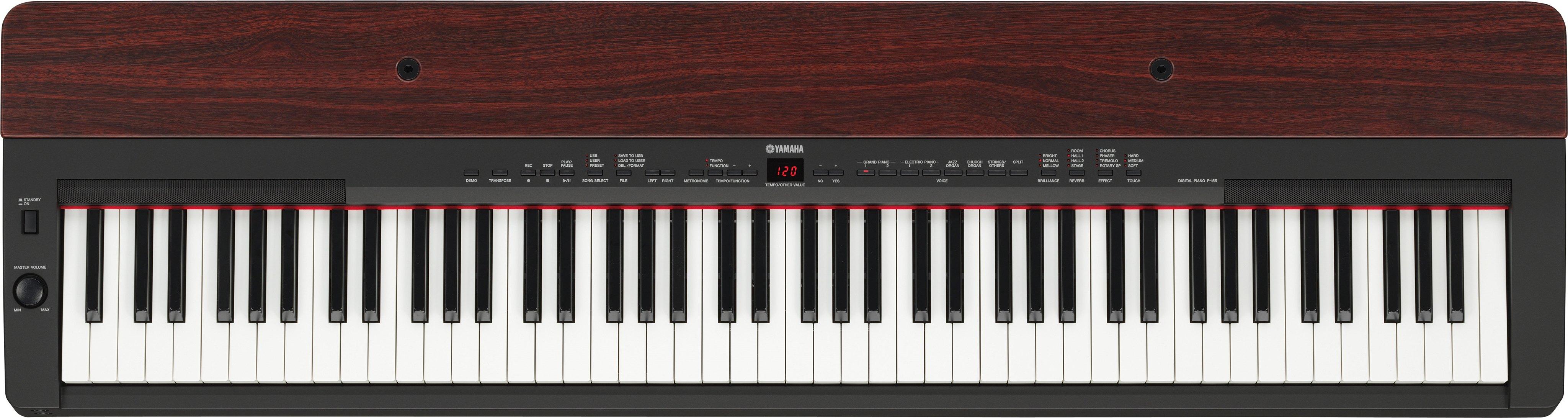p 155 descripci n p series pianos instrumentos musicales productos yamaha espa a. Black Bedroom Furniture Sets. Home Design Ideas