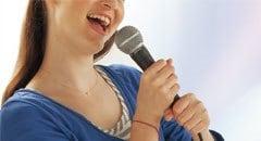 Cante en perfecta armonía… ¡consigo mismo!