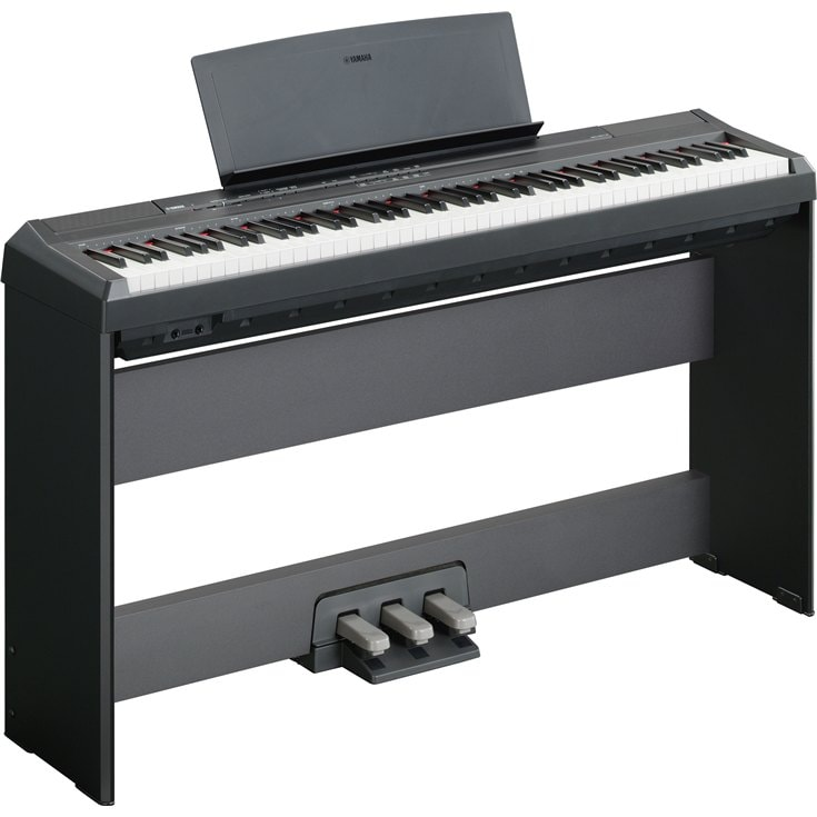 p 105 descripci n p series pianos instrumentos musicales productos yamaha espa a. Black Bedroom Furniture Sets. Home Design Ideas
