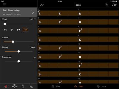 Toca tus canciones favoritas de inmediato con la progresión de acordes