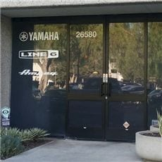 Yamaha Guitar Group en Calabasas