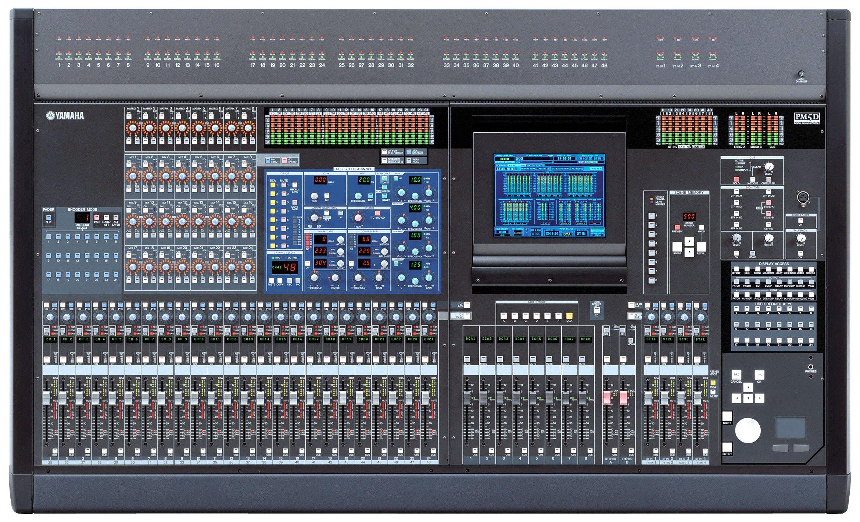 Pm5d descripci n mesas de mezcla sonido profesional for Mesa de mezclas virtual