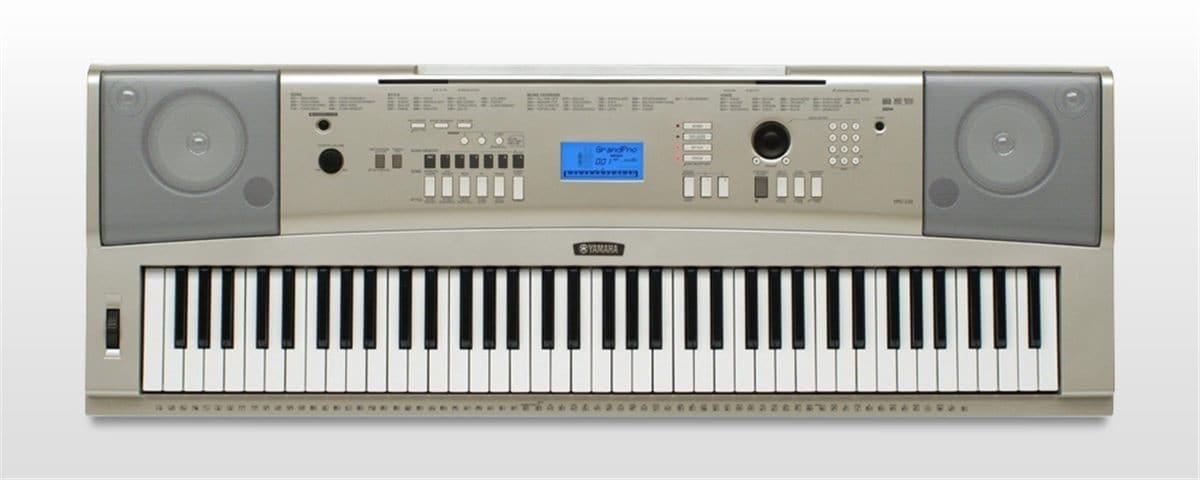 Download free pdf for yamaha ypg-235 music keyboard manual.
