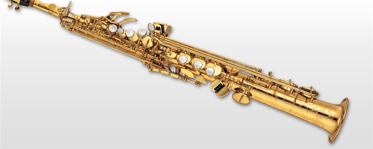 Yss 875ex 875exhg descripci n saxofones instrumentos for Yamaha custom ex soprano